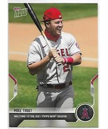 2020 Topps Now Promo #WLCM Mike Trout NM-MT Angels - $9.99