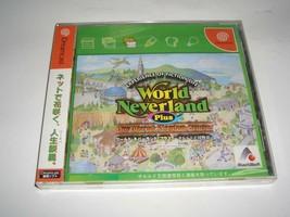 DC World Neverland Plus Sega Dreamcast Game JP Soft - $80.89