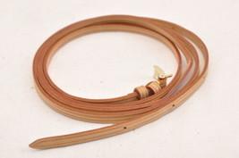 LOUIS VUITTON Leather Shoulder Strap 128.5cm LV Auth 7759 - $120.00