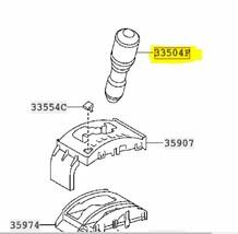 Toyota Genuine FJ Cruiser Shift Knob 33504-35103-B0 07-14 Black - $64.50