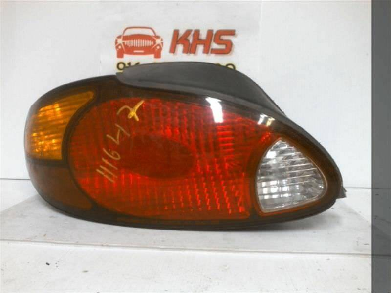 Primary image for Driver Tail Light Quarter Mounted Sedan Fits 99-00 ELANTRA 264267