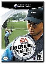 Tiger Woods PGA Tour 2003 (Nintendo GameCube, 2002) - $1.48