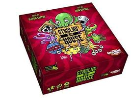 CMON Cthulhu In The House Board Game - $22.49