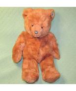 "VINTAGE GUND 22"" JC PENNEY TEDDY BEAR with PLASTIC EAR TAG Golden Brown ... - $28.71"