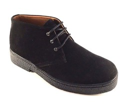 Desert Fox BD4998 Black Lace Up Men's Ankle Boots - $39.20