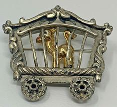 Coro WDP Dumbo Circus Collection Pin Brooch Vintage Walt Disney 1941 19-2602AE - $280.25