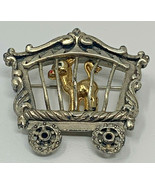 Coro WDP Dumbo Circus Collection Pin Brooch Vintage Walt Disney 1941 19-... - $280.25