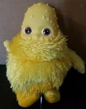 "BOOHBAH Yellow Humbah 2004 Ragdoll Bean Bag Plush Toy 7"" Rare Hasbro PBS - $11.00"