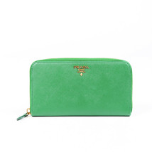 Prada Saffiano Continental  Wallet - $335.00