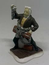 Dept 56 Christmas Dickens Heritage Village Jacob Marley's Ghost Spirit Figure B1 - $12.00