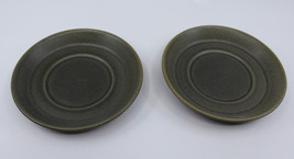 Wedgwood Greenwood Saucers Only Set of 2 Vintage Made in England Replace... - $23.42