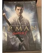 IP MAN TV SERIES COMPLETE SEASON 1 New Sealed 3 DVD Set - $6.69