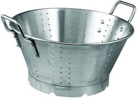 16qt Colander w/Hdls and Base, 16 Inch Bowl, Heavy-duty, S/S SLO-16 - $91.98