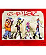 GORILLAZ longboard, Canadian Rock Maple!  New! - $65.00