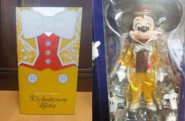 Tokyo Disney Mickey Action Figures 30Th Anniversary Doll *NEW* From Japan - $1,138.49