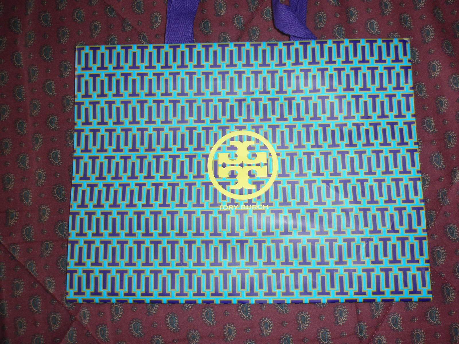 645c81eabc6a TORY BURCH Gift Shopping Bag Sack - Size 12 and 50 similar items