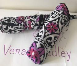 "NWT Vera Bradley UMBRELLA in SCROLL MEDALLION Automatic 11"" - $25.99"