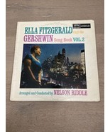 Ella Fitzgerald Sings The Gershwin Song Book Vol. 2 1969 Verve MGV-4015 - $25.00