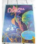 Alpha Omega Vintage Board Game (UNUSED CONTENTS) Not Sealed - $54.44