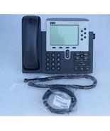 CISCO CP-7960G IP VoIP Phone REFURBISHED 1 YEAR WARRANTY - $39.60