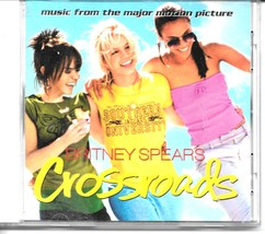 Britney Spears Crossroads CD - $8.00