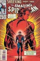 The Amazing Spider-Man #392 Marvel Comics Vol 1 - $4.50