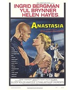 Ingrid Bergman and Yul Brynner and Helen Hayes in Anastasia 16x20 Canvas... - $59.99