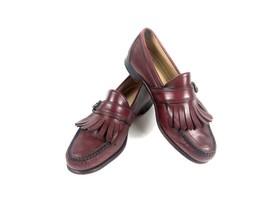 COLE HAAN Women's Loafers Buckle Kiltie Slipon Casual Work Dress Shoes S... - $44.37