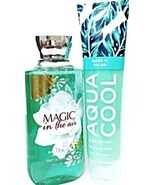 Bath and Body Works Magic in the air Shower Gel, Aloe Lotion  Set of 2 - $19.49