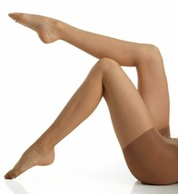 Berkshire CITY BEIGE Ultra Sheers Control Top Pantyhose 2-Pack, Size Q/Petite - $8.86
