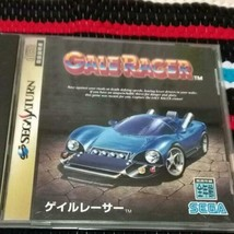 SEGA SEGA Saturn software Gale Racer home game software free shipping - $37.08