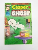 Casper Strange Ghost Stories #11 July 1976 Harvey World Comic Book Bronze Age - $7.84