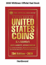 2020 Red Book Price Guide, 73rd Edition, Hardbound, SHIPPING NOW! - $14.40