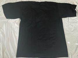 Vintage Black New 1993 Chicago Bulls NBA Finals T Shirt Men XL World Champions image 3