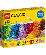 LEGO Classic Bricks Bricks Bricks 1500-Piece Set Toy Christmas - $74.99