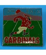 NFL Football Phoenix Cardinals Arizona Bird on Field Lapel Hat Pin Pinba... - $7.85