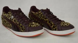 Puma Mihara Yasuhiro MY-20 Leopard Brown Shoes Sneakers 11 Mens 343863 01 - $98.94