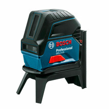 Bosch GCL 2-15 Professional Digital Cross Line Laser Level Compact Self Leveling image 1