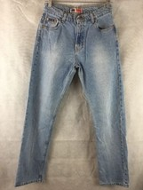 "Arizona Denim Blue Jeans Size 5 Cotton 30"" x 30""  - $13.47"