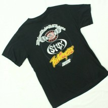 Ted Nuggent Concert Tee Adult Medium Rock Express Tour STYX 2012 REO Speedwagon - $25.17