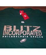 PHILADELPHIA EAGLES BLITZ INCORPORATED NFL FOOTBALL T-Shirt XL MENS NEW ... - $19.80