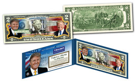 DONALD TRUMP 45th PRESIDENT Nov 8th OFFICIAL Genuine Legal Tender U.S. $... - $13.81