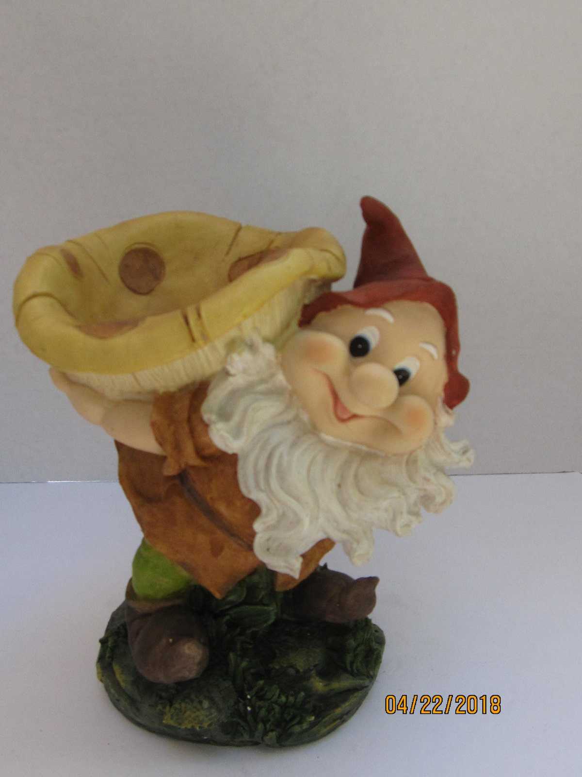 Garden Gnome Mushroom Candy Holder and 43 similar items