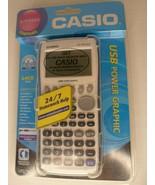 Casio Graphing Calculator fx-9750GII - Includes Batteries & User's Manua... - $40.50