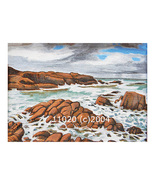 On Distant Shores 14x11 Print - $14.99