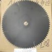 "Craftsman 70670 12"" x 80 ATB Carbide Trim Saw Blade Unmarked Bulk - $19.80"