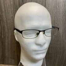 Kate Spade New York Ambrosette Eyeglasses Frame 54-17-135 Dark Blue Matte DZ83 - $34.00