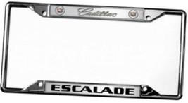 Cadillac Escalade License Plate Frame - $39.99