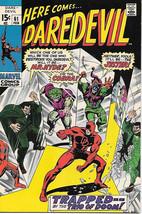 Daredevil Comic Book #61 Marvel Comics 1970 VERY FINE - $25.07