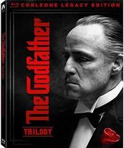 The Godfather Trilogy: Corleone Legacy Edition [Blu-ray]